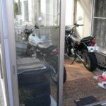 【バンバン乗りのみんなへ質問2】どこにバイクを保管していますか?【バンバン200】