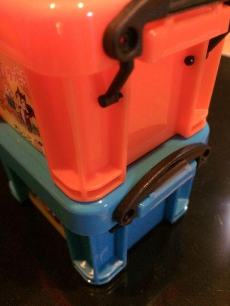 バンバンに載せたい!かわいいコンテナボックス見つけた(*・ω・)