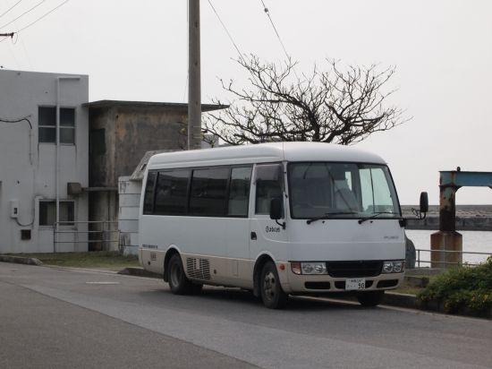 無料バスが運行