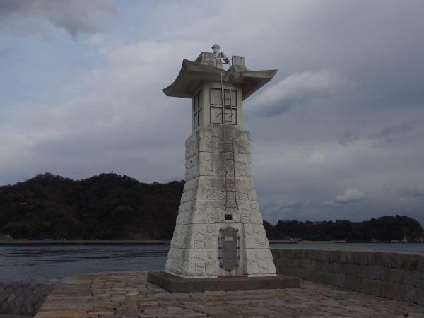 デザイン灯台?