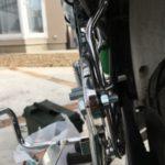 バイクに自作サイドボックスを取り付ける方法(5)完成(終)【バンバン200】