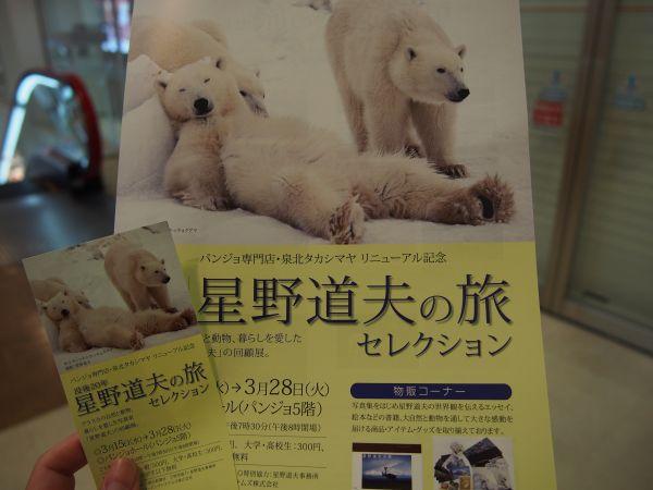 【癒しの世界】星野道夫展に行って来た@大阪府堺・パンジョホール