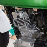 バイクのエンジン(シリンダー)のDIY塗装やってみた【バンバン200】