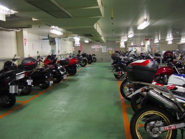 【バイクの駐輪場】明石駅近くに置けるよ!明石城公園・魚の棚にも近い@兵庫県明石