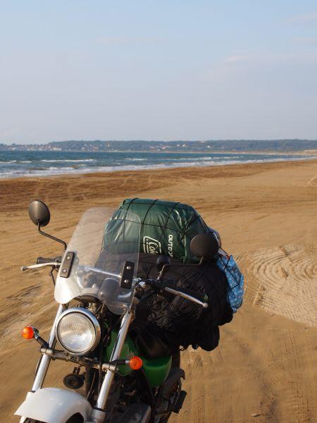 無料で海岸を走れる