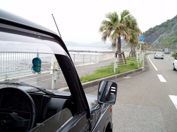 車中泊で日本旅