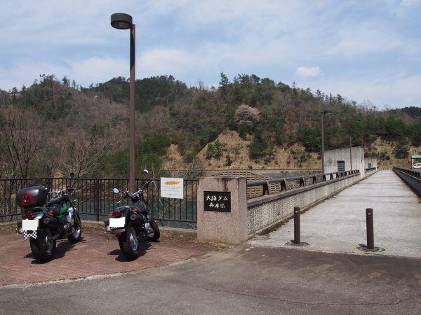 ダムカードゲット