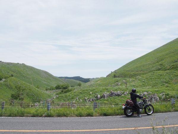 九州を脱出、山口県へワープ!日本最大級の鍾乳洞・秋芳洞とカルストロード@山口【9】