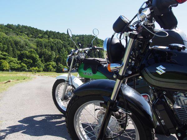 ご主人はバイク乗りさん?!【風輪里と藤森芳醇堂】でうどんとジェラート@兵庫県篠山