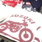 【全国のバンバン好きなみんなに朗報】SUZUKI・VanVan200のTシャツがあるんだよ!