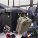 今年のロングツーリングの荷物積載方法がやっと決まった【バンバン200】
