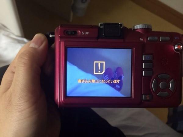 旅先でミラーレスのカメラに不具合が出たらどうする?経験談(対処法)【オリンパスPEN】