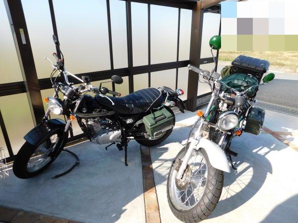 60,000キロを超えた単気筒バイクの現在【バンバン200】