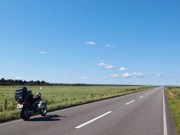 レポ!5泊6日北海道ツーリングはレンタルバイクで【費用は?】