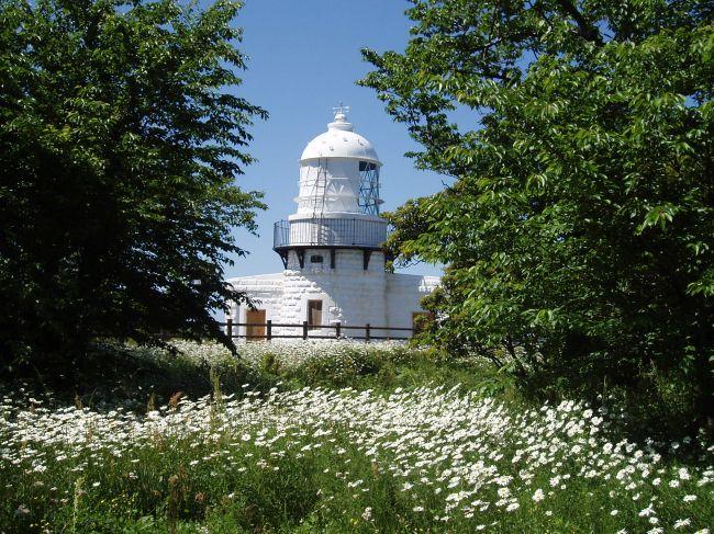5月の禄剛崎灯台