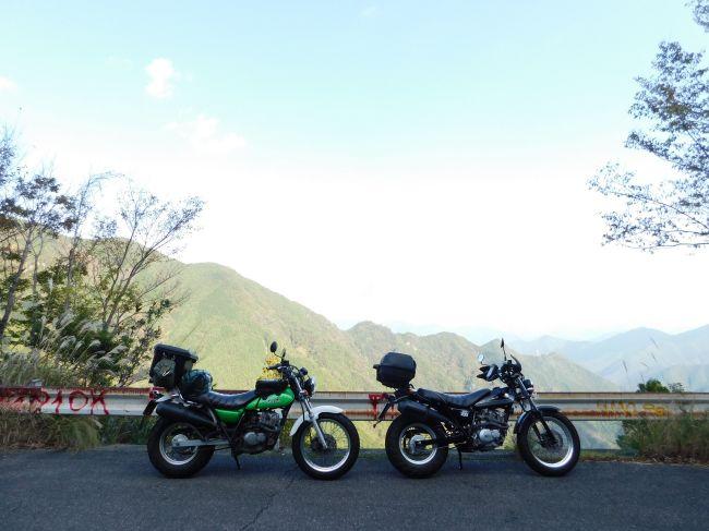 酷道425号線をゆく~十津川→下北山へ~「まだ続くチャレンジ」~【2019-4話】