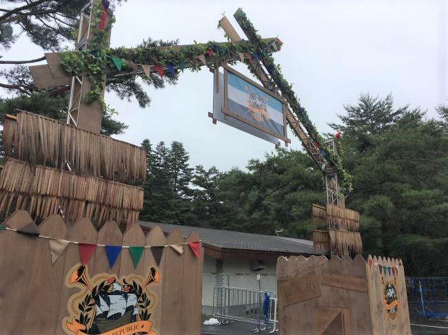 雨の野外ライブ!富士急ハイランドに行ってきた【欅共和国2019】